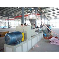 specialized manufacturer of plastic extruder