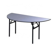 Half-moon Folding Table Hotel Banquet Meeting Room Table