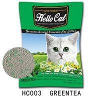 HC003   Greentea cat litter thumbnail image
