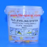 Tile Leveling System for Bucket