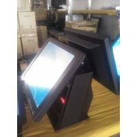 15 Inch All in One Touch Pos System; Touch Cash Register; Touch Pos terminal All in One for Restaura