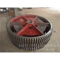 F-series mud pump bull gear