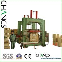 3D Pressure High Frequency Plywood Bending Press for Bentwood Chairs thumbnail image