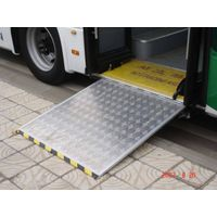 EWR-L electric wheelchair bus ramp with CE certificate