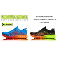 Wolves Flyknit 2014 Men's Running Shoes Sports Athletic Shoes thumbnail image