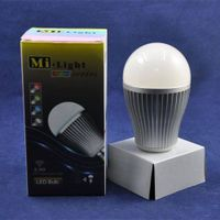 2.4G Milight RGBW Color Changing Dimmable LED Bulb