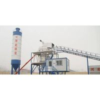 ISO approved Hot Sale Belt Type HZS120 stationary Concrete Batching Plant