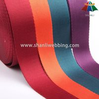 38mm Twill Nylon Webbing for bags