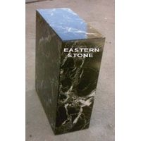 ONYX, MARBLE, FOSSIL STONE ASH URN, FUNERAL URN, CREMATION URN