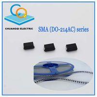 Free Samples TVS Chip Diode SMAJ5.0-440CA 400W TVS Rectifier Diode DO-214AC