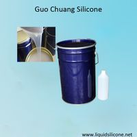 Mold making liquid silicone rubber for culture veneer stone mold
