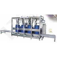 200L Automatic Sulfuric acid Liquid Filling Machine