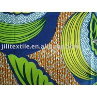 Real wax printed fabric thumbnail image