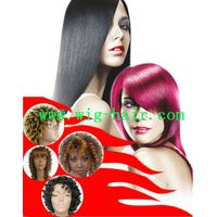 wig,human hair ,hair extension hair,mannequin head thumbnail image