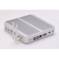 Intel Core i5 4200U mini pc fourth generation desktop fanless HD Graphics 4400 4GB RAM 60GB SSD WIFI