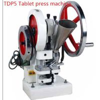 TDP-5  Manual type Tablet press machine /Pill maker /pill press machine