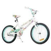 Tauki Spring 20 inch Flowers Girl Bike, Green