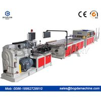 High quality WPC PVC plastic ceiling panel wall panel extrude machine price thumbnail image