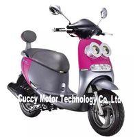 China high quality powerful new 100cc/100 cc Honda engine 4-stroke gas scooter (GoGo)