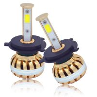 Wholesale auto bulbs COB LED headlight