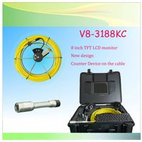 Drain Inspection Camera with New Counter for Drain Detection thumbnail image