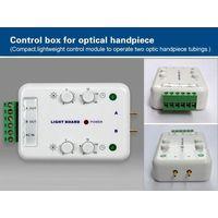 Control box of dental optical handpiece(Dental handpiece Control Unit) thumbnail image