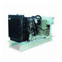 Generator Set with Power of 20 to 112kW, Lovol Diesel Engine, and Direct Combustion Chamber
