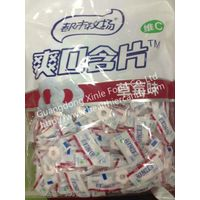 Hot Sale Vitamin C Sugar Free Strawberry Candy In Bulk Suitable For Adult and Children