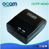Portable Bluetooth Dot Matrix Printer support android (OCPP-M04D)