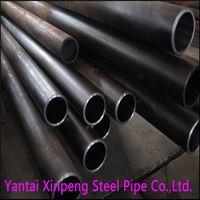 ST52 DIN2391 mechanical sch80 black steel pipe