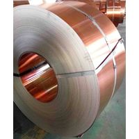 Copper-steel-copper Trimetal Strip
