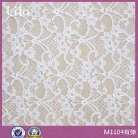 cute soft spandex lace fabric for underwea