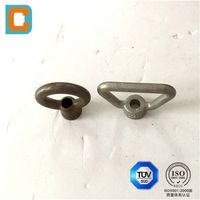 Steel casting parts / handle for Chemical Equipments