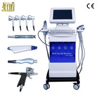 Water Oxygen jet skin care facial machines/beauty facial equipment thumbnail image