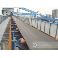 Inclined industrial used rubber belt conveyor systems manufacturers