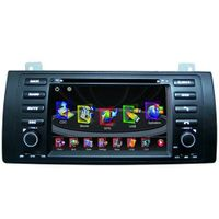 BMW E46 3 Series Car DVD Player GPS iPod CDC BT RDS TV thumbnail image
