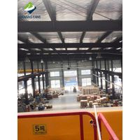 Stable Working Condition Strong Wind Large Capacity hospital use HVLS Fans thumbnail image