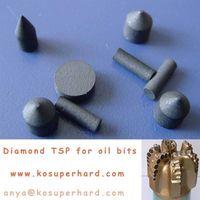 Thermally Stability Polycrystalline (TSP )diamond