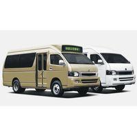 mini bus mini van small passenger vehicle CKZ6581D