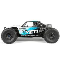 Axial Yeti 4WD 1/10 Electric Rock Racer RTR AXI90026 thumbnail image