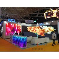 Exhibition Booth Factory Best Service Electronica China