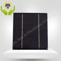 6V 450mA 2.7W Small Epoxy Resin Solar Panel