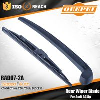 Qeepei hot selling auto parts rear wiper arm for Audi A3 8P