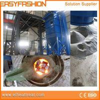 Double crucible melting furnace metal powder Gas atomizing equipment thumbnail image