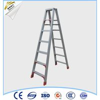 price aluminum step telescopic ladder