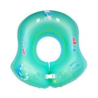 Factory OME Inflatable Cute Kids Swim Ring Baby Swim Trainer Baby Water Sport Float Swimming Trainer