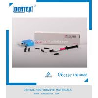 Dental Filling Materials Dentex Bulk Fill Flowable Restorative for Cavity Restoration