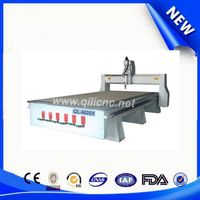Jinan city disc tool changing cnc router with good quality thumbnail image