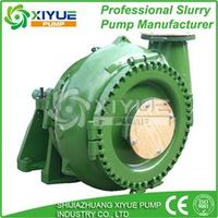 high lift suction canal dredging sand pump for dredger