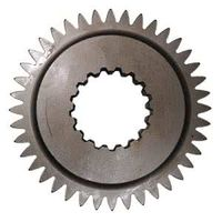 Carbon steel and stainless steel threaded hub flange